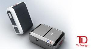 便携式微型打印机