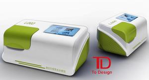 激光引导荧光分析仪